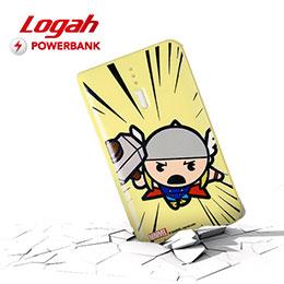 漫威Marvel英雄可充式鋰離子行動電源4640mAh│雷神索爾