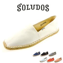 美國soludos基本款麻編鞋