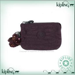 Kipling 比利時品牌Basic系列 方便攜帶3夾層零錢包