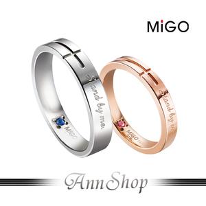 米格MiGO•相伴白鋼戒指