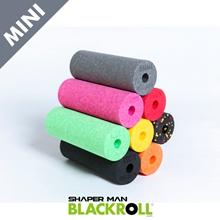 【Blackroll】MINI 泡沫軸按摩滾輪 德國製-獨家販售