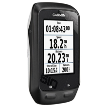 GARMIN Edge 510 觸控式行動連網GPS 自行車記錄器