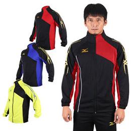 MIZUNO 男針織運動外套