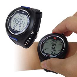 NU能量心率錶簡單健康量心跳