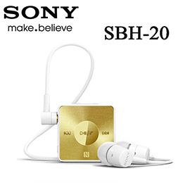 【限定土豪金新上市】SONY SBH-20