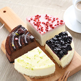 變裝新登場►❤6吋MIX綜合重乳酪蛋糕