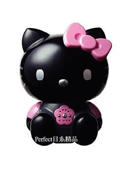 日本限定版 Hello kitty 加濕器 香氛水氧機 黑色限量版