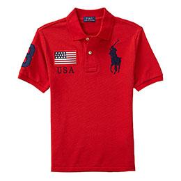Ralph Lauren Polo衫?