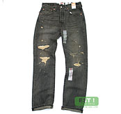 LEVI'S破壞風牛仔褲