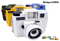 COLOR HOLGA 120FN相機