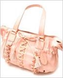 LIZ LISA皮革手提包