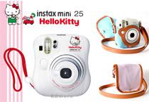 富士instax mini 25 Hello Kitty 拍立得+帆布包