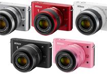 Nikon 1 J1 數位單眼相機