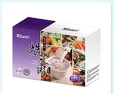 輕食新選擇:糙米粥