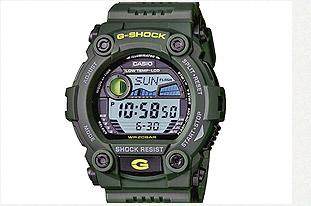 G-SHOCK BIG-G 軍綠電子錶