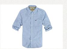Hollister棉質牛津襯衫