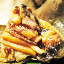 『購仕達』黃金鮮魷粽