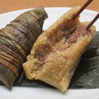 『億長御坊』湖州鮮肉粽