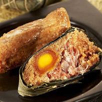 『良品嚴選』四喜湖州粽-鮮肉蛋黃粽