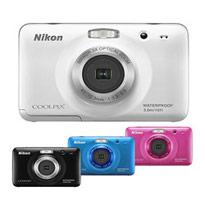 Nikon COOLPIX S30 夏日防水時尚機