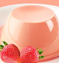 【異人館】香甜 草莓布丁