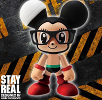 STAYREAL Astro Mouse 金剛小鼠