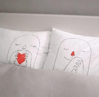 好好眠枕頭套/好幸福(情人對枕)