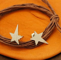 Falling Star歐風夢幻流星設計耳環