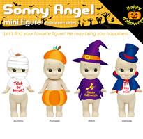 Sonny Angel 2012年萬聖節紀念盒玩