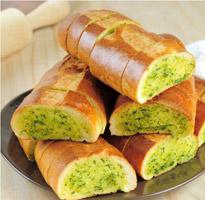 《查理布朗》湯普斯大蒜麵包