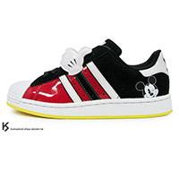 DISNEY x adidas Superstar J Mickey X 米奇聯名款