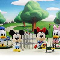 迪士尼經典收藏系列-可愛米奇 遊樂場