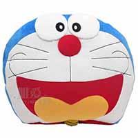 Doraemon小叮噹造型抱枕