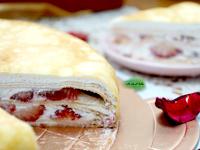 拉拉_草莓多千層蛋糕