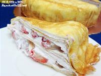 chi_草莓多千層蛋糕