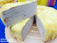 chi_鮮奶純芋千層蛋糕