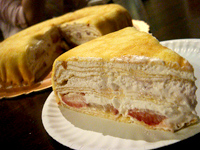 Abby_草莓多千層蛋糕