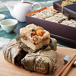 港式荷葉珍珠粽10入禮盒