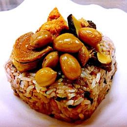 花好紫米素香粽(鹹)(6入)