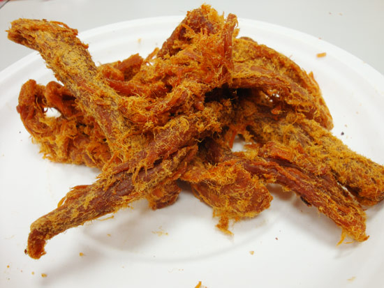 津永肉乾-豬肉條