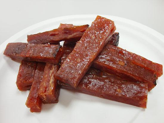 津永肉乾-原味磚塊肉乾