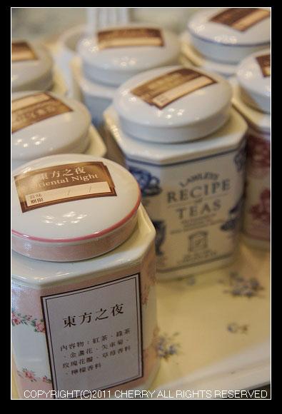 卡提撒克Cutty Sark Tea有多達30多種的茶種,舉凡一般人最常聽到的大吉嶺、阿薩姆、黃金烏瓦這裡通通有,還有混調獨具風味的茶品喔~