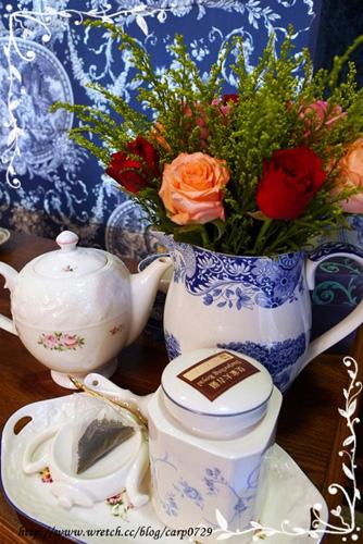 這次來到北投的卡提撒克CUTTY SARK參加樂天舉辦的華麗英式下午茶盛宴。