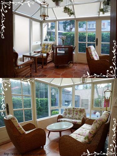 一樓還有這樣優雅的座位,在這裡享用下午茶也太夢幻了吧?!