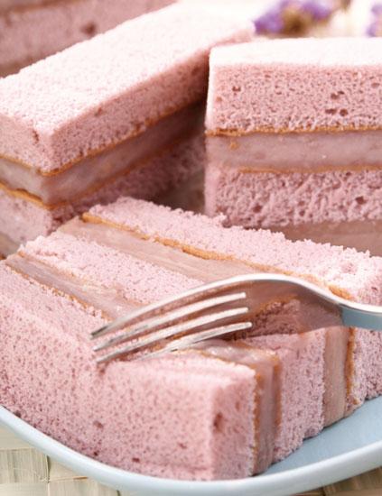 【香帥蛋糕】雙層芋泥蛋糕