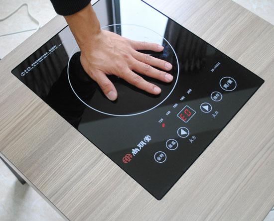 美食王特推-【Extension】舞姬 電子調理桌