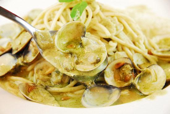 ☆舒芙樂soft cuisine☆翡翠蛤蜊義大利麵醬