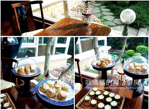 喜歡紅茶和對甜點有興趣的朋友們, 不妨也來感受一下卡提撒克英式茶館的獨特魅力吧~^^