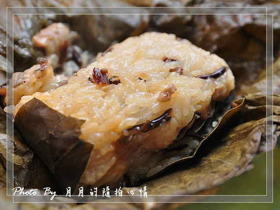 【海鮮市集-港點大師】正宗的港式茶點!★荷香野米珍珠雞★使用美國進口野米,搭配鑽石鹽調味!