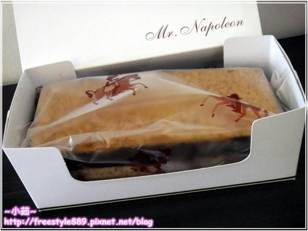 拿破崙先生,醇濃甘奈許,蛋糕,下午茶甜點,網購美食